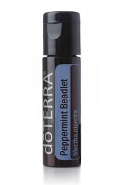 Peppermint Beadlet Essential Oil doTERRA photo