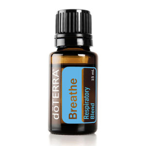 Breathe Respiratory Blend doTERRA Product Photo