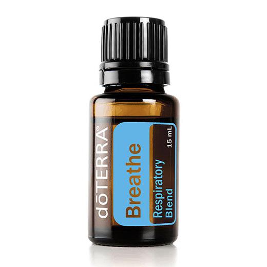Breathe Respiratory Blend doTERRA Product Photo