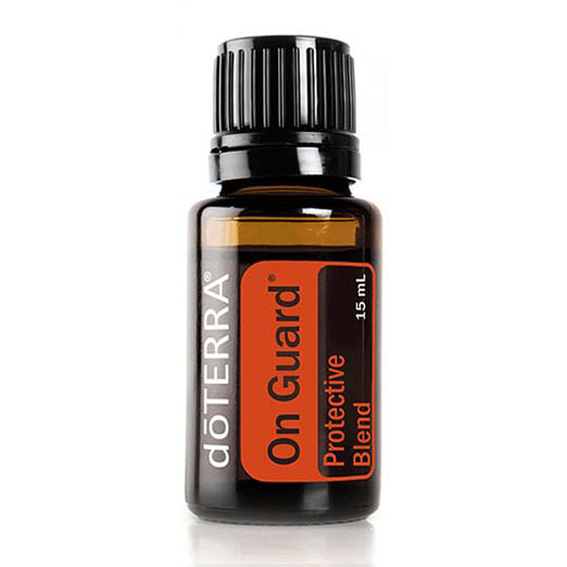 On Guard Protective Blend doTERRA Product Photo