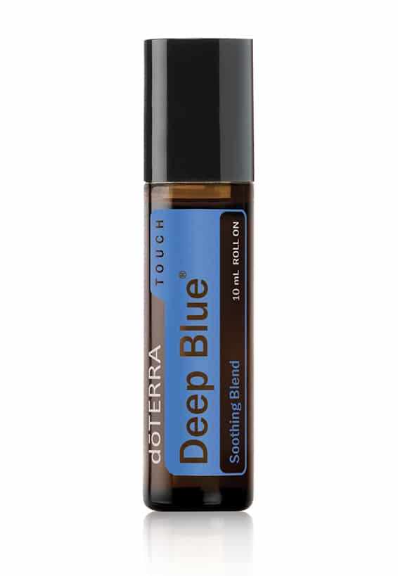 deep blue doterra touch